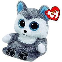 Ty Peek-a-boos: Scout-husky peluche, 15 cm (11TY)
