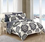 Best Down Comforter Blacks - Chic Home 2 Piece Ibiza Super Soft Microfiber Review