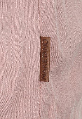 Naketano Female Shortsleeve Diese Motzfotz III Dusty Pink