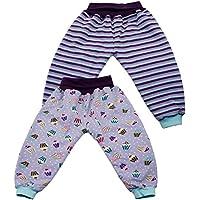 Maximo Bombachos Pantalones Reversibles De Jersey Del Bebé Despiertos Los  Niños Muchachos Las Niñas (MX 40b6316e8077