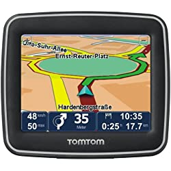 Tomtom Start 2 IQ Routes EU Traffic Navigationssystem inkl. TMC (8,9 cm (3,5 Zoll) Display, 42 Länderkarten, Fahrspurassistent, Text-to-Speech)