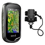Garmin Oregon 700 GPS-Handgerät - integriertes WLAN, Aktivitätsprofile, Geocaching Live & Garmin Rucksackbefestigung