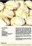 Plätzchen. Kekse für das ganze Jahr! (Wandkalender 2020 DIN A2 hoch): Küchenkalender mit köstlichen Rezepten für das beliebteste Feingebäck! (Monatskalender, 14 Seiten )