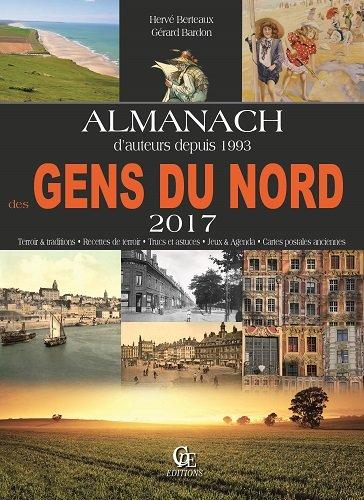 Almanach des gens du Nord 2017