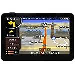 "Hieha 4.3"" Inch Car Bus GPS SAT NAV S..."