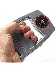 mark8shop mano Held dinamómetro Grip Reader grosor Contador Fitness dispositivos