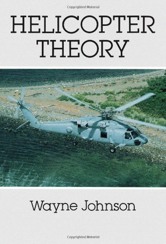 Helicopter Theory (Dover Books on Aeronautical Engineering) by Wayne Johnson (1994-10-06)