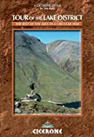 Tour of the Lake District (Cicerone Guide), by Jim Reid