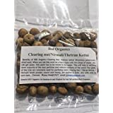 Bsd Organics Clearing Nut/Nirmali/Thetran Kottai For Tea, Water Purification And More-100 Grams