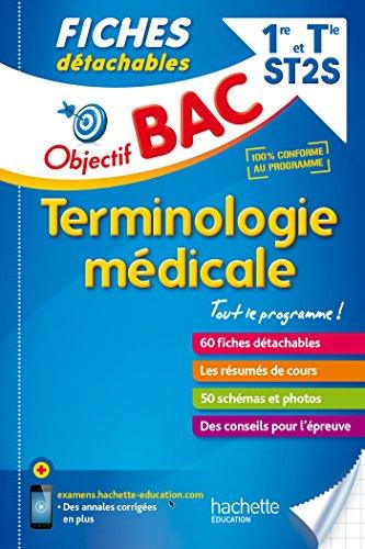 Terminologie médicale 1re et Tle ST2S