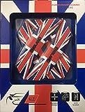 #6: Car Door Guard/ Scratch Guard/ Car Door Edge Guard British Flag Design