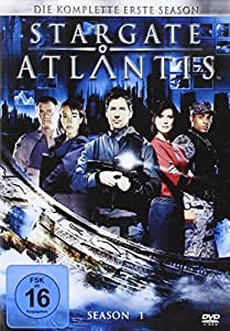 Stargate Atlantis - Season 1 [6 DVDs]