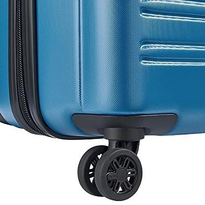 Delsey Segur Maleta de cabina a 4 ruedas 55 cm