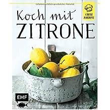 Koch mit – Zitrone