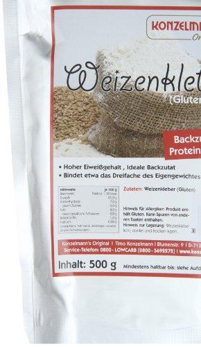 Konzelmann's Original - Weizenkleber Gluten - 500 g