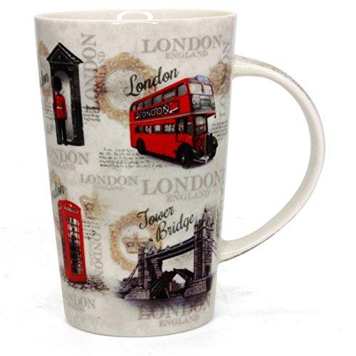 Vintage London Mug de caf? latte Lp41340