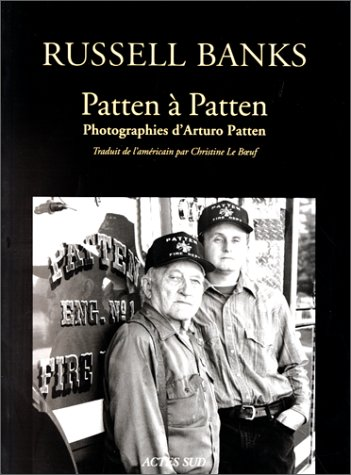 Patten à Patten : Photographies d'Arturo Patten