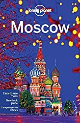 Lonely Planet Moscow (Travel Guide) by Lonely Planet (2015-04-01)