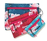 Desigual Hindi Dancer Toilet Bag Set June Bug