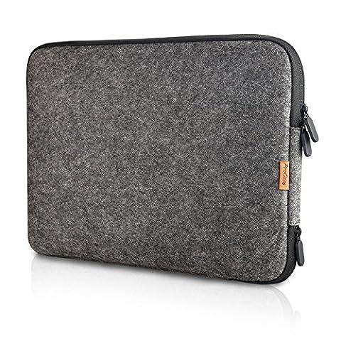 ProCase 12 Inch Felt Laptop Sleeve Case Bag for Surface