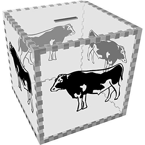 Azeeda Grande 'Vaca' Caja Dinero / Hucha MB00077665
