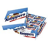 Knoppers Milch-Haselnuss-Schnitte 24er Pack (24 x 25g)
