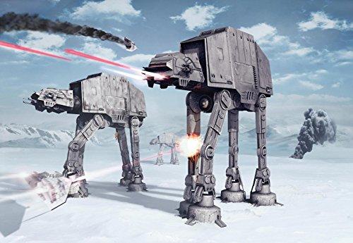 poster gigante - Star Wars - Battle of Hoth