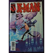 X-man Issue 64 No Direction Home Part Two Nowhere to Hide (June 2000)
