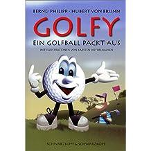 Golfy - Ein Golfball packt aus