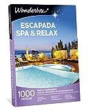 WONDERBOX Caja Regalo -ESCAPADA SPA & Relax- 1.000 hoteles para Dos Personas