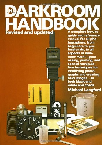 The Darkroom Handbook by Michael Langford (1984-05-12)