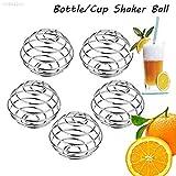 ELECTROPRIME 0059 High Steel Mixer Blender Juicer Mixing Ball Shaker Bottle Kitchen Tool