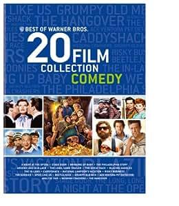 Best of Warner Bros 20 Film Collection Comedy [DVD] [Region 1] [US Import] [NTSC]