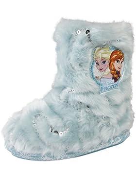 Frozen ,  Mädchen Durchgängies Plateau Sandalen mit Keilabsatz