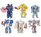 Mega Pack 6 Transformers The Last Knight - 1 Schritt Turbo Changer