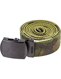 Highlander US Military Style Mens Webbing Belt