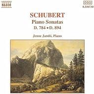 Schubert: Piano Sonatas, D. 784 And D. 894
