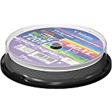 10Verbatim Blu Ray BD-R de 100Go BDXL 3d BluRay Triple Couche BluRay Disques imprimables