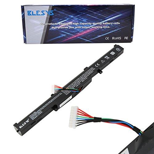 BLESYS 2600mAh/14.4V A41-X550e A41X550E ASUS Ersatz Laptop Akku passen ASUS A450 A450C A450E A450J A450JF D451 F450 K450 K550D K550E X450E X550E F550Z R751 R752L F751LK X71LA K751SJ P750L Laptop Akku