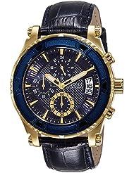 Guess Damen-Armbanduhr Analog Quarz Leder W0020L1