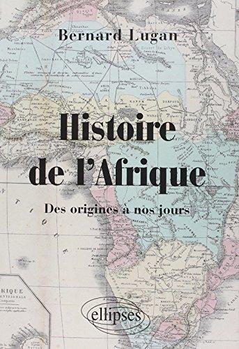 Histoire de l'Afrique des origines  nos jours
