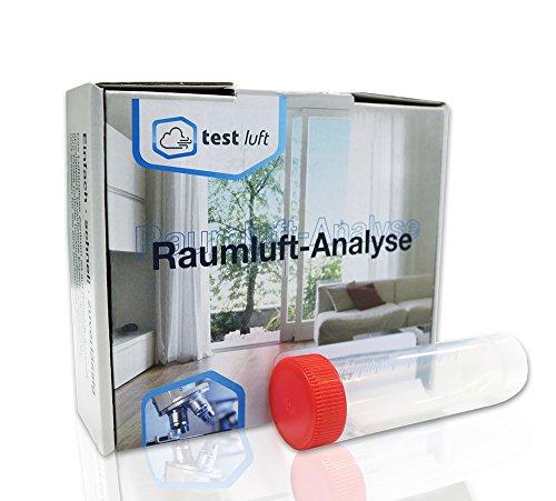 Raumluft Test auf Holzschutzmittel, PCB, PAK und weitere Stoffe - Staub- oder Materialanalyse im Labor