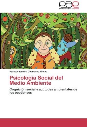 Psicologia Social del Medio Ambiente