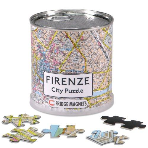 Extragoods City Puzzle Magnets - Florenz / Firenze