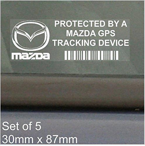 5-x-mazda-gps-tracking-device-security-window-stickers-87x30mm-mx-5mx-3rx-8rx-7carvan-alarm-tracker