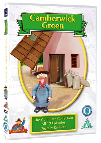 Camberwick Green: The Complete Collection [DVD]