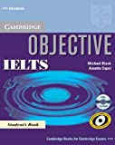 [(Objective IELTS Advanced Self Study Student's Book with CD ROM)] [ By (author) Annette Capel, By (author) Michael Black ] [November, 2006]