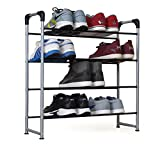 #8: Magna Homewares 4 Layers inclined Shoe Rack