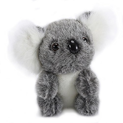 Lazada Grau Koala Simulation Plüschtiere Stofftier Baby Spielzeug Kinder Dolls 5'' -