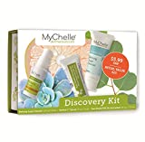 MyChelle Dermaceuticals Beauty Discovery Kit (Natural Facial Care), Limited Time Offer, $20 Value, .67 oz